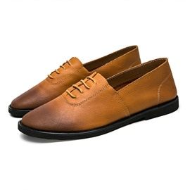 Ericdress Vintage Brush Off Men's Casual Shoes