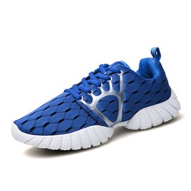Ericdress Concise Mesh Men's Sneakers