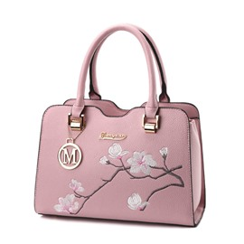 Ericdress Ladylike Embroidery Handbag