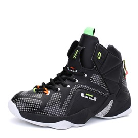 Ericdress Cool High Top Men's Basketball Shoes
