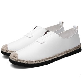 Ericdress PU Kinting Patchwork Men's Casual Shoes