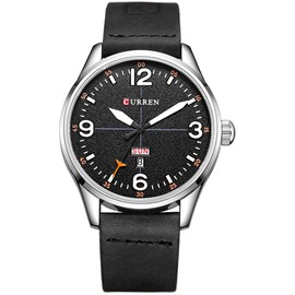 Ericdress CURREN Personality Men's Watch with Calendar