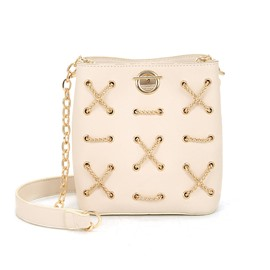 Ericdress Particular Knitted Chain Shoulder Bag
