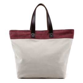 Ericdress Casual Canvas Women Tote Bag