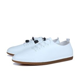 Ericdress Concise Solid Color Men's Casual Shoes