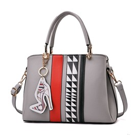 Ericedress Elegant Color Block Handbag
