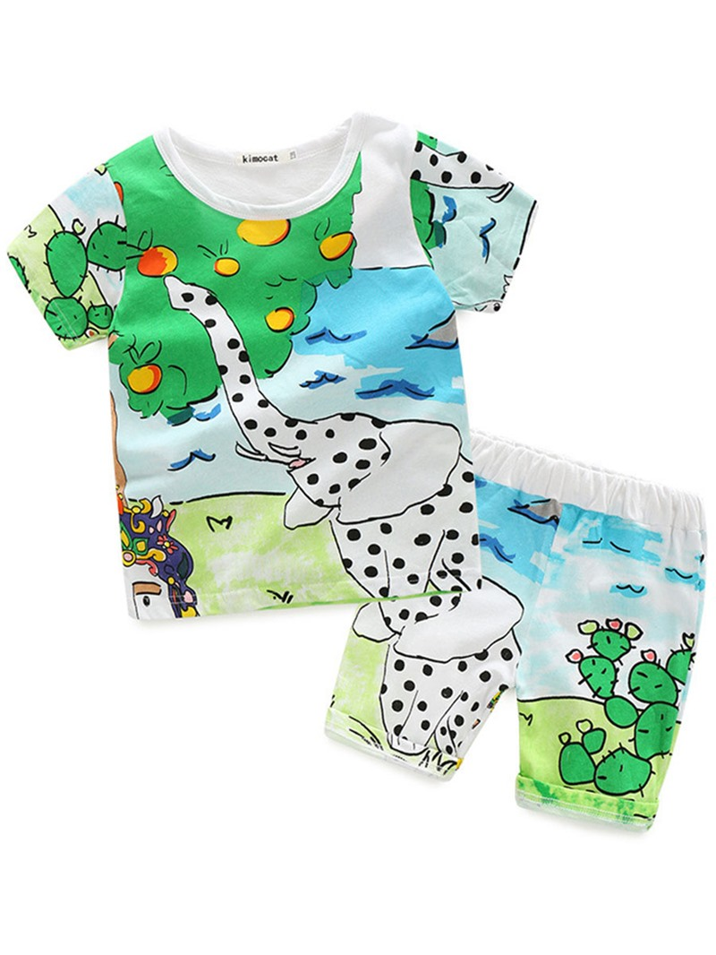 Ericdress_Cartoon_Print_Short_Sleeve_And_Pant_Boys_Summer_Outfit_2Pcs_Set