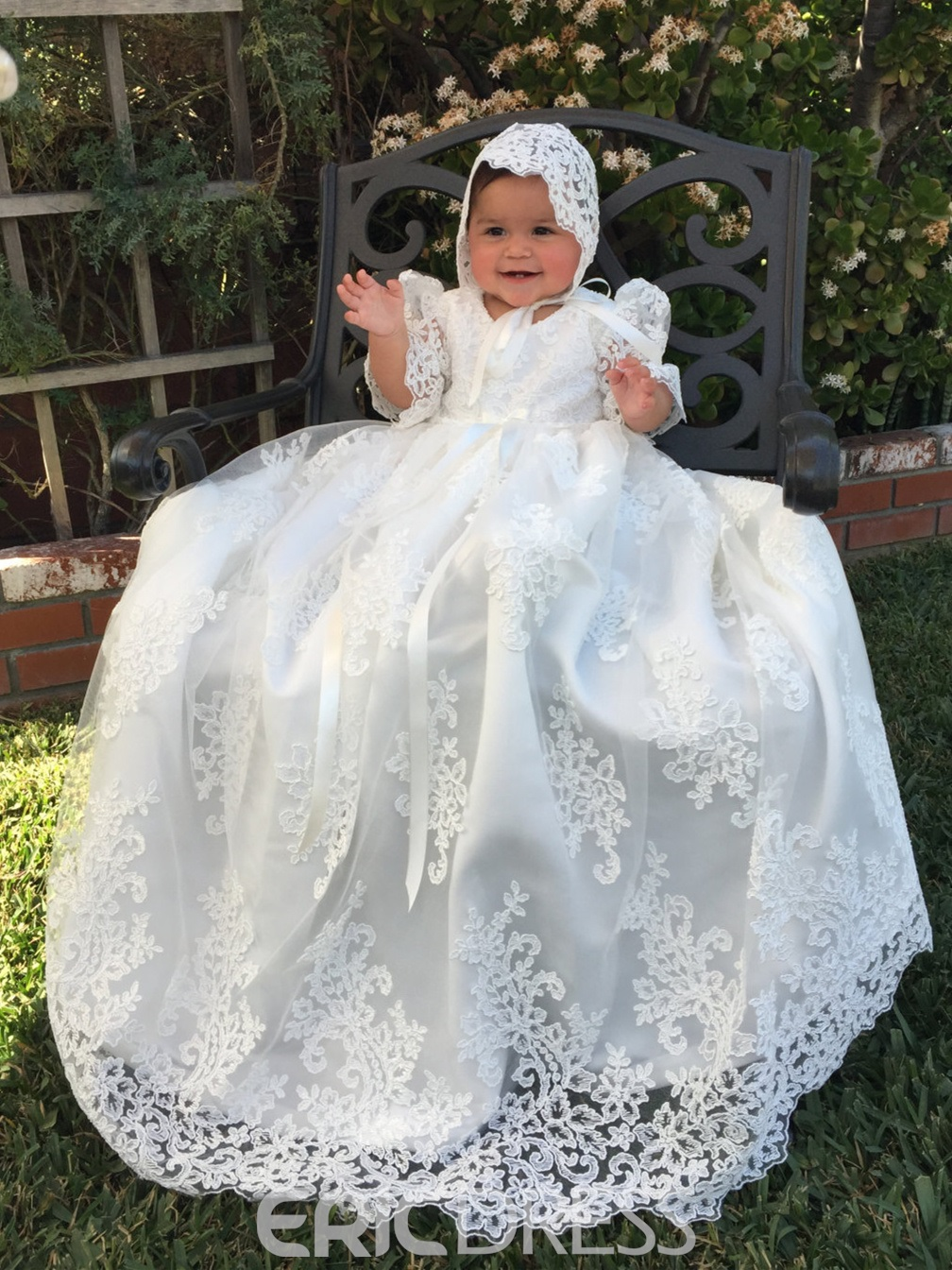 Christening Gowns for Baby Girls - Ericdress.com