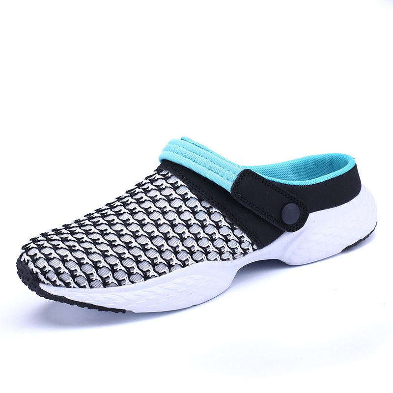 Ericdress Mesh Cut Out Men's Slippers