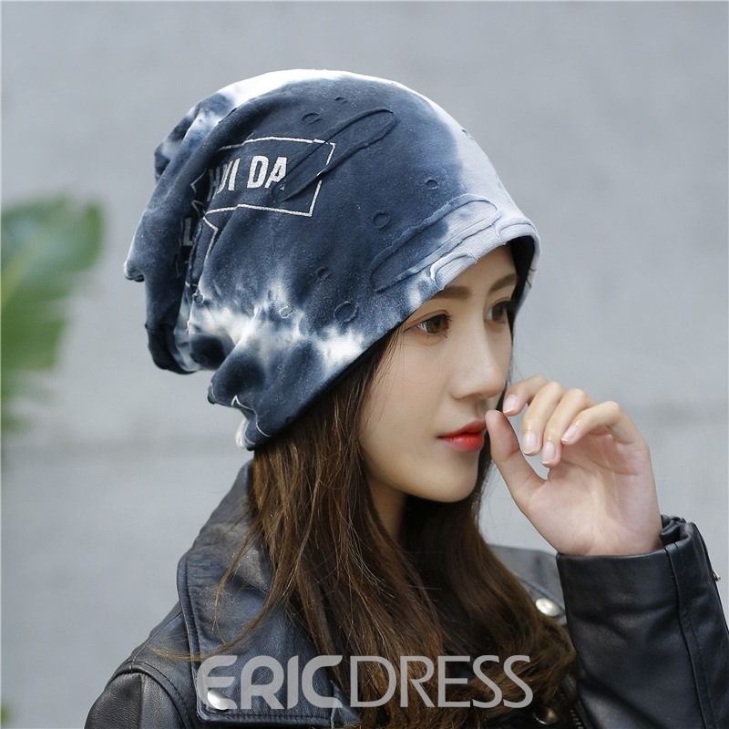 Ericdress Cotton Dome Unisex Skullies & Beanies