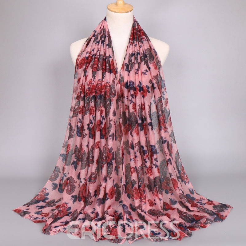 Ericdress Female Voile Rectangle Scarf