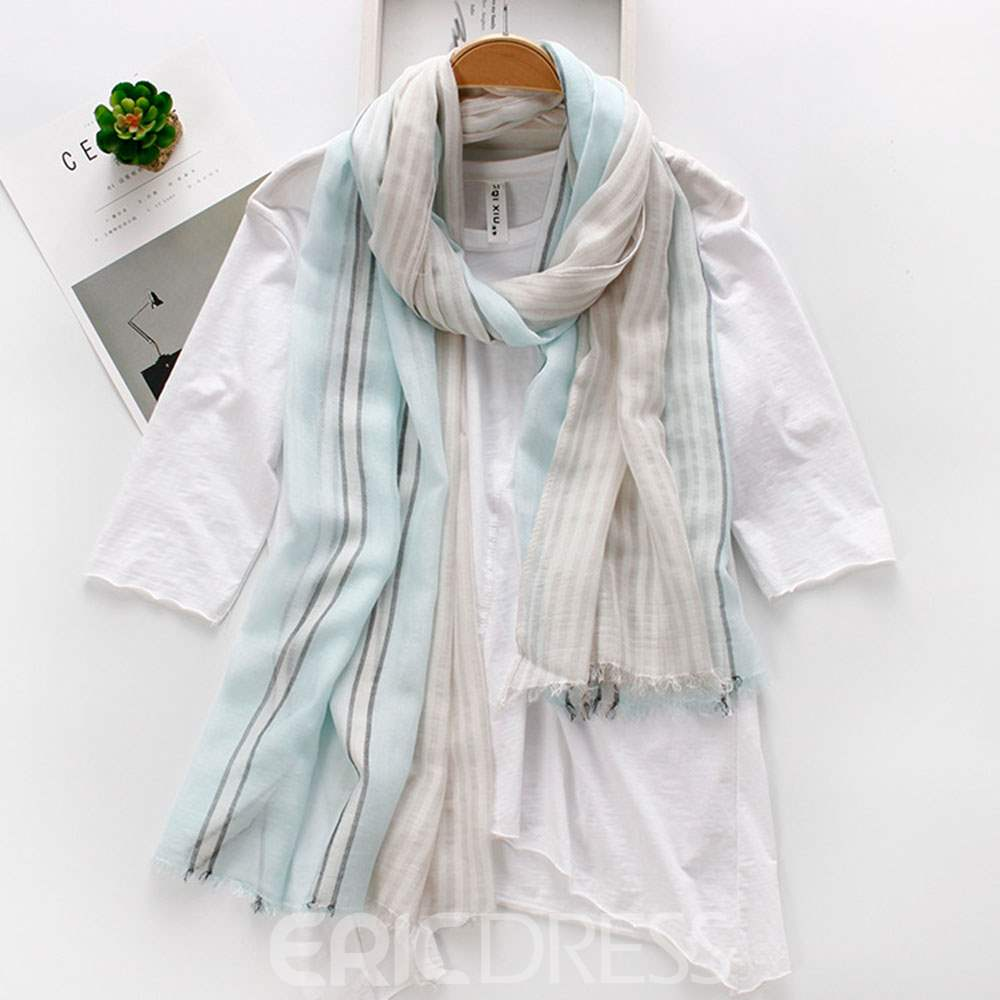 Ericdress Modal Cotton All Match Women's Scarf