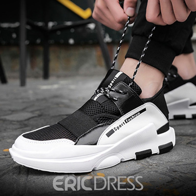 Ericdress Fashion Mesh Breathable Men's Sneakers