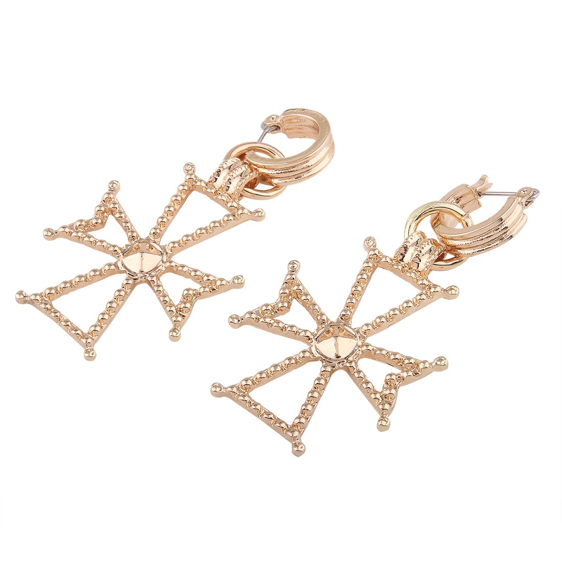Ericdress Popular Cross Pendant Earring for Women