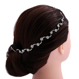 Ericdress All Match Diamante Bridal Hair Accessories