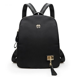 Ericdress Fashion Oxford Cloth Zipper Backpack