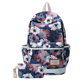 Ericdress Big Capacity Printing Backpack
