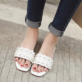 Ericdress Slip-On Plain Mules Shoes