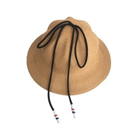 Ericdress Casual Bowtie Straw Hat
