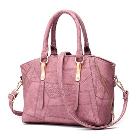 LadyLike Zipper Design Women Handbag