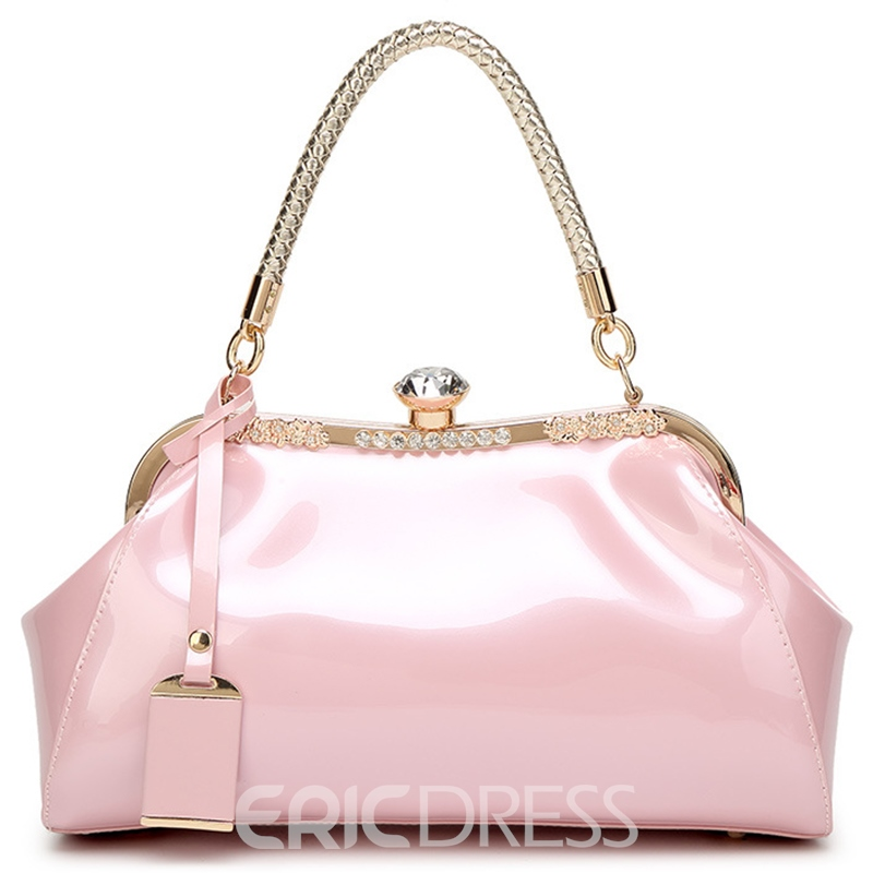 Ericdress Exquisite PU Leather Evening Bag