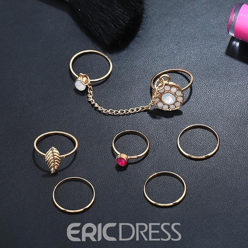 Ericdress New Style Alloy Women's Ring
