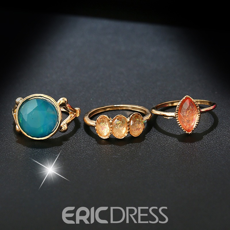 Ericdress All Match New Style Women's Ring