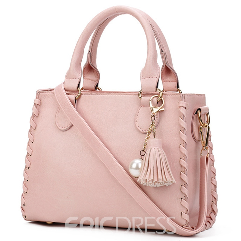 Ericdress Stylish Knitted Design Women Handbag