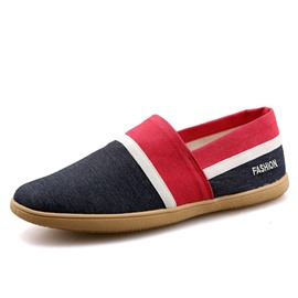 Ericdress Chic Color Block Men's Casual Shoes