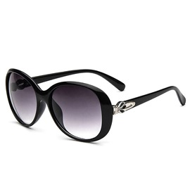Ericdress Retro Small Frame Unique Design Sunglass for Women