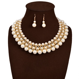Ericdress Best Seller Pearl Series Women's Jewelry Set