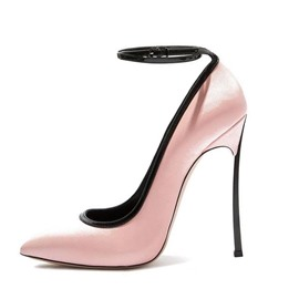 Ericdress Buckle Color Block Stiletto Heel Pumps