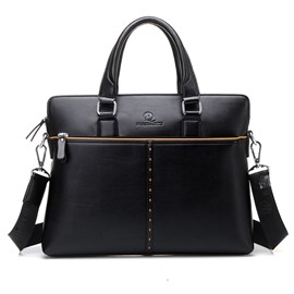 Ericdress Occident Style PU Leather Men's Bag