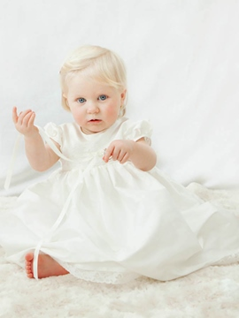 Ericdress Adorable Girls Christening Gown for Baptism