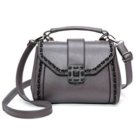 Ericdress Stylish Chain Adornment Crossbody Bags