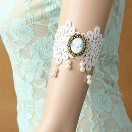 Ericdress Lolita Style Lace Fashion Bracelet for Women