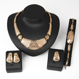 Ericdress Creative Women's Jewelry Set for Wedding