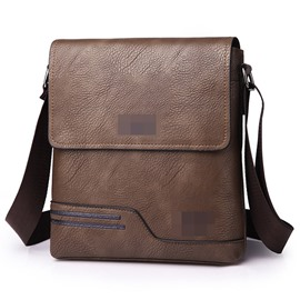 Ericdress Casual PU Men's Briefcase