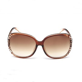 Ericdress New Style Big Frame Trendy Women's Sunglass