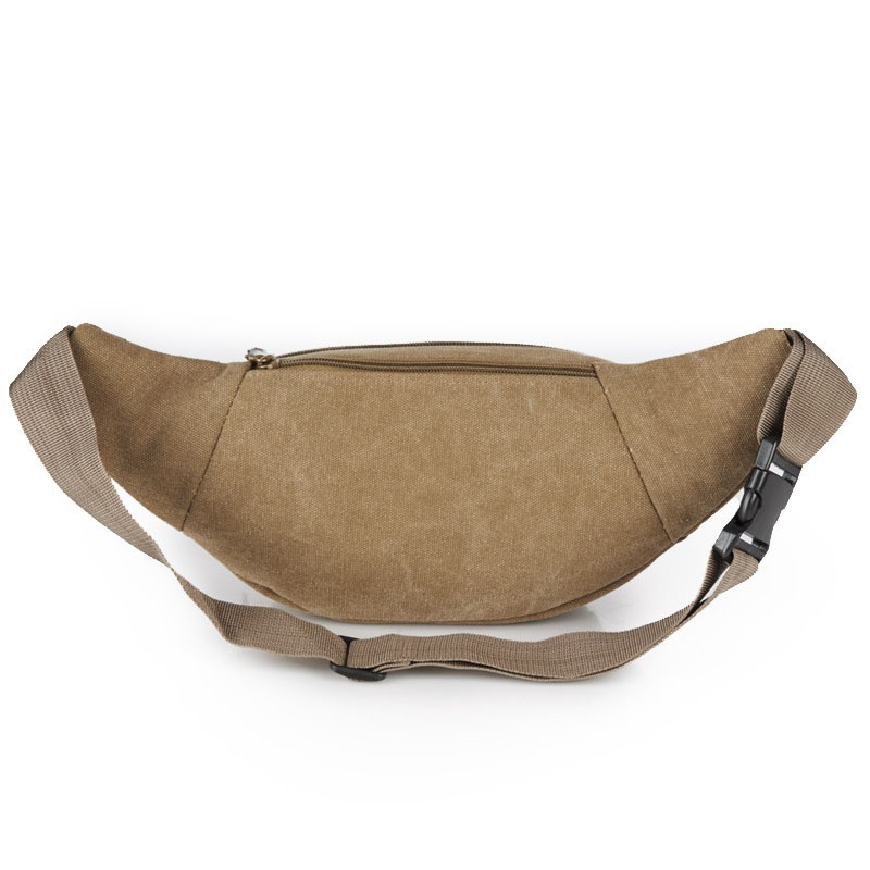 Ericdress Casual Canvas Men's Waist Pack