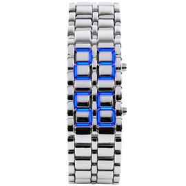 Ericdress Creative LED Waterproof Men's Watch