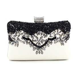 Ericdress Luxury Beading Decoration Evening Clutch