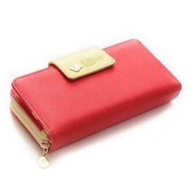 Ericdress Sweet Color Block Women Wallet