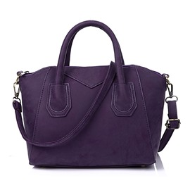 Ericdress Shelly Shape Matte Women Handbag