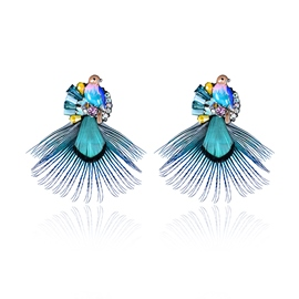 Ericdress Nature Style Bird Fashion Earring