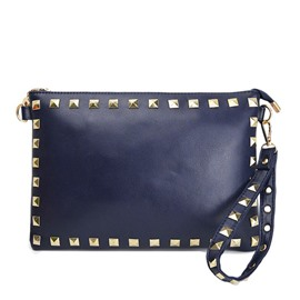 Ericdress Simple Rivets Adornment Women Wallet
