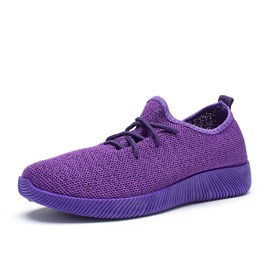Ericdress Breathable Round Toe Lace-Up Women's Athletic Shoes