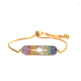 Ericdress Charm of Color All Match Bracelet
