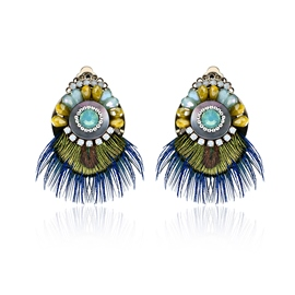Ericdress Unique Design National Style Earring for Women