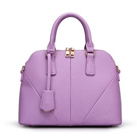 Ericdress Shell Shape Candy Color Handbag